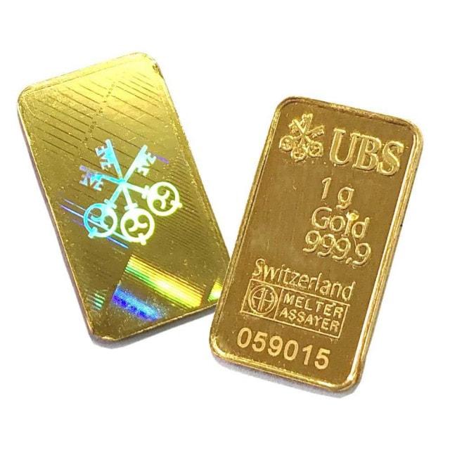 什麼是黃金條塊 Goldencosi昌信
